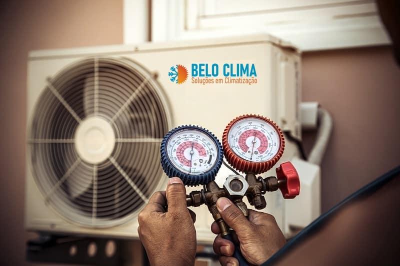 Manutenção de Ar condicionado São Paulo